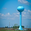 Water Tower near Dwight, IL